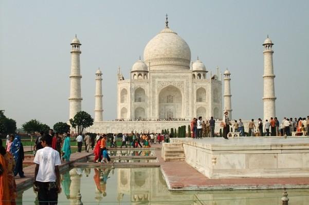 Yogareis naar India